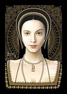 Anne Boleyn, mère d'Elisabeth Ière