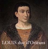 Louis duc d'orléans