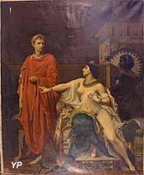 César et Cleopâtre