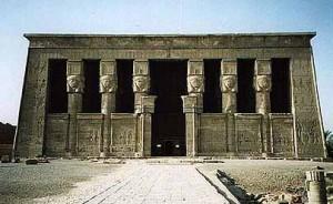 Temple Dendera