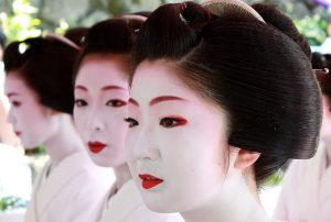 GEISHA maquillage